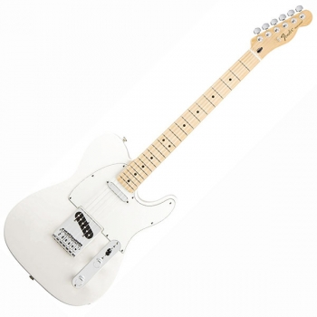 Standard Telecaster®, Maple Fingerboard, Arctic White, No Bag