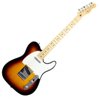 Standard Telecaster®, Maple Fingerboard, Brown Sunburst, No Bag