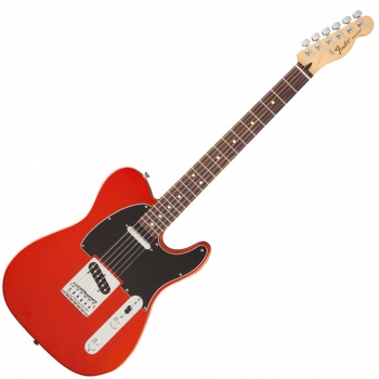 Standard Telecaster® Satin, Rosewood Fingerboard, Flame Orange